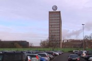 Volkswagen Offices Raided