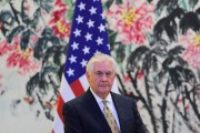 Rex Tillerson, Secretary of State