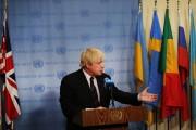 British Foreign Secretary Boris calls Google