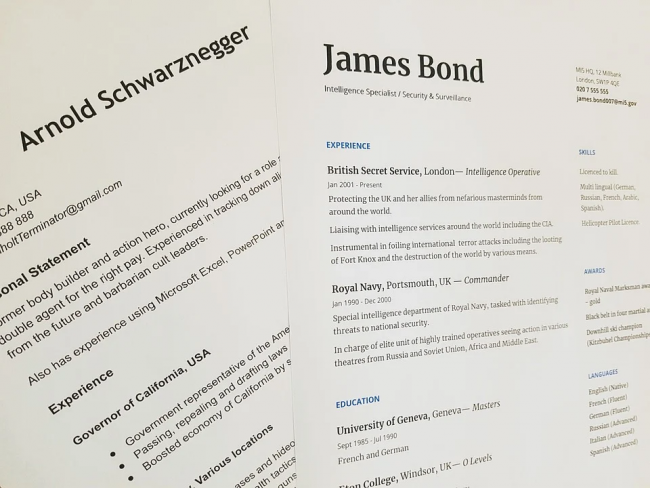 5 Tips to Ensure Your Resume Isn't Overlooked